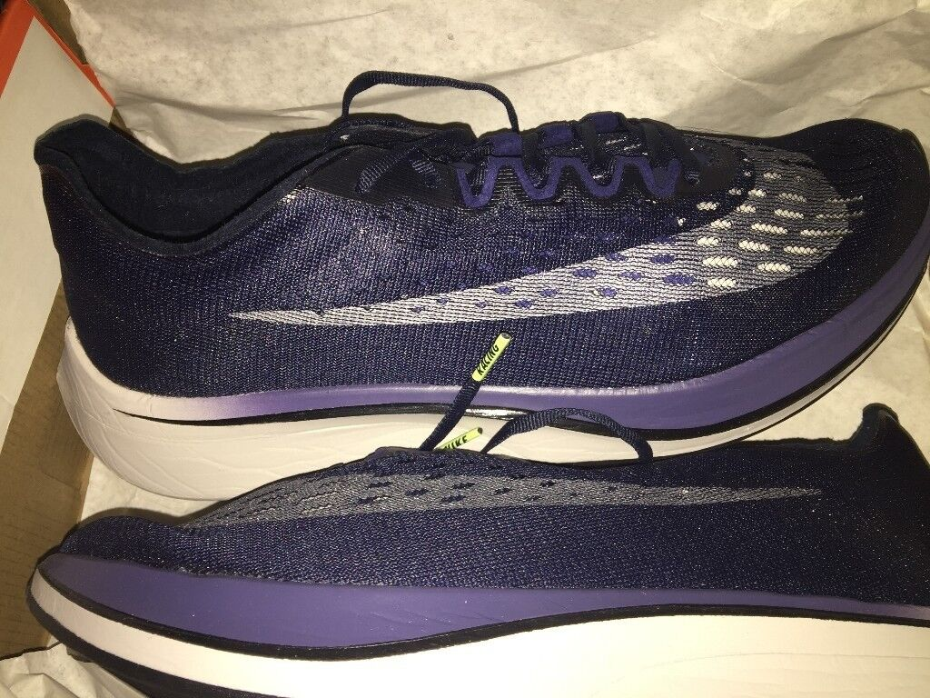 8c962e2ca4f6 Nike Zoom Vaporfly 4% Running shoe size UK 9 or 10 - Obsidian £260. Brand  New