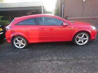 2008 Vauxhall Astra SXI 1.9 CDTI (120bhp) - Red
