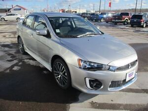 2016 Mitsubishi Lancer GTS! ONLY $70 weekly +tax!!!