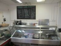 SANDWICH BAR: BAGULEY: REF:G8807