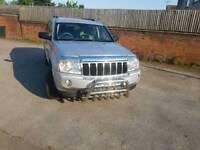 JEEP GRAND CHEROKEE LIMITED EDITION 2006AUTO 4X4