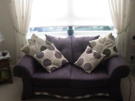 2 ,2 seater sofas for sale,reasonably good condition would need to be collected
