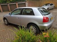 AUDI 1.8 SE AUTOMATIC,,FULL STAMPED SERVICE HISTORY,,GUARANTEED LOW MILEAGE,,2 KEYS.£1000