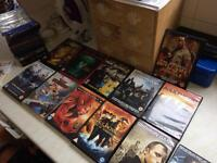 DVDs and PC Games Bundle