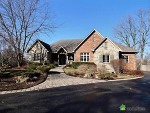 $1,750,000 - Bungalow for sale in Waterdown