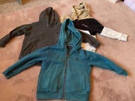 Next hoodies - 4-5 years