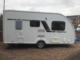 2012 high spec tourer caravan