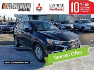17 RVR Special Buy Pricing, BACKUP CAM, Has Powertrain Warranty
