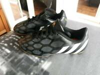 Boys Adidas Predito Football Boots size 12