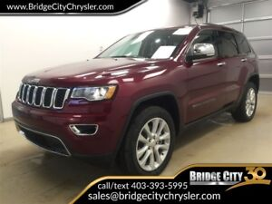 2017 Jeep Grand Cherokee Limited- Special DEMO PRICE!
