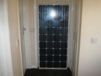 140w Solar Panel Kit For Caravan, Motor, Camper Van, Stables or Garden Shed