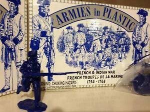 French and Indian War toy soldiers Kingston Kingston Area image 2