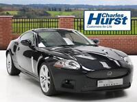 Jaguar XK XKR (black) 2006-11-30