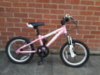 Girls Bicycle, good condition, wheel rim radius is 8 inch