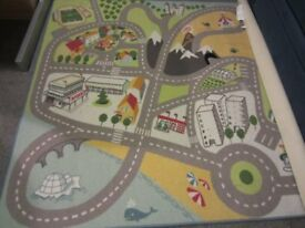 IKEA children's road mat / rug