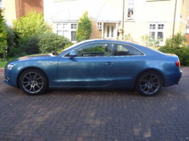AUDI A5 3.0 TDI QUATTRO SPORT 3d 237 BHP ++OLUFSEN BANG SOUND SYSTEM++ FULL SERVICE HISTORY