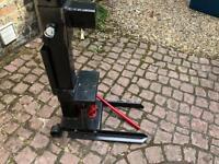 Hydraulic Manual log splitter