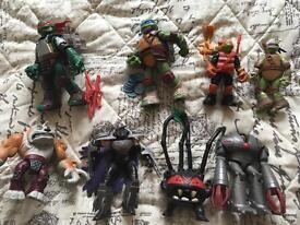 TMNT figures