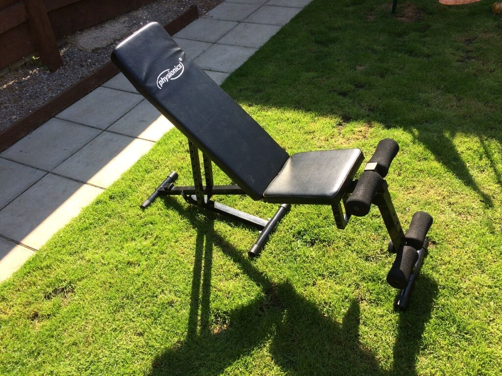 Gym bench for sale in weston super mare somerset gumtree
