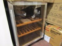 Inventor wine fridge cooler