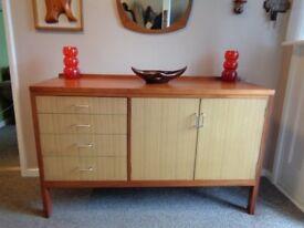Stag Furniture, Vintage Retro Teak Sideboard