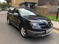 MITSUBISHI OUTLANER 2.4 MIVEC SPORTS SE AUTOMATIC PETROL 4X4 AWD WITH FULL SERVICE HISTROY AND MOT