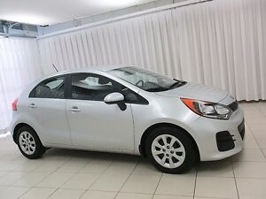 2016 Kia Rio QUICK BEFORE IT'S GONE!!! GDI 5DR HATCH w/ LEATHER