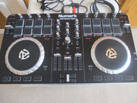newmark mixtrack pro 2 controller