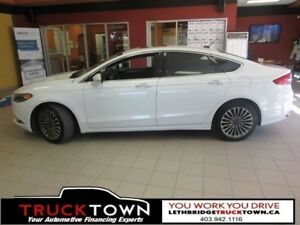 2017 Ford Fusion SE-AWD-LEATHER-SUNROOF-REMOTE START