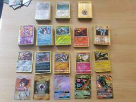 348 Pokemon cards