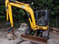 Jcb 8060 Digger excavator