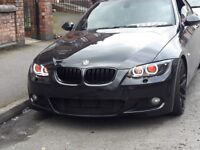 2007 BMW 325D E93 REMAPPED CUSTOMISED FULL HISTORY !!! CONVERTIBLE READY FOR SUMMER !!