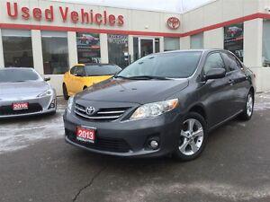 2013 Toyota Corolla LE, Sunroof, Alloys, Heated Se
