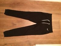Women's brand new Nike cuffed sport pants/trousers size S, 8/10