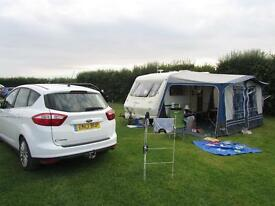 NR Pullman awning with annexe