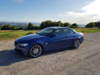 BMW 3 SERIES M SPORT 2.0L - HARD TOP CONVERTIBLE