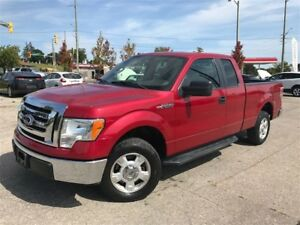 2010 Ford F-150 XLT / V8 / EXT CAB / ONLY 97KM