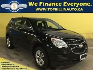 2011 Chevrolet Equinox Low Kilometers, Financing for Everyone!