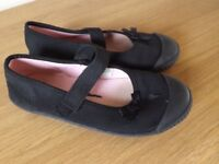 Girls Gym Shoes Size 2