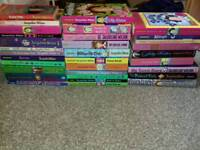 32 Jacqueline Wilson books