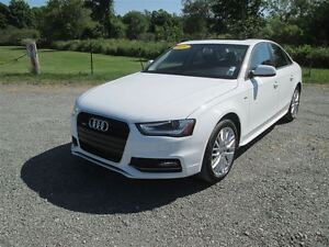2016 Audi A4 2.0T Komfort plus.. Fully Loaded.. Heated Leather
