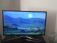 """Samsung 32"""" H6400 Flat Full HD Smart 3D LED TV"""