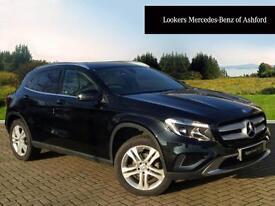 Mercedes-Benz GLA Class GLA 200 D SPORT (black) 2016-01-29