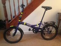 Dawes Diamond Folding Bicycle 2014 - Ideal Commuter Bicycle