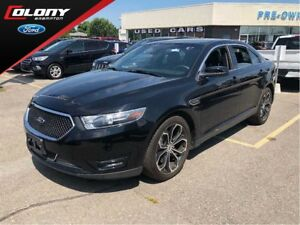 2018 Ford Taurus SHO | DEMO | 2.99% O.A.C. | Leather | Navi | Ro