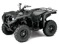 2015 Yamaha Grizzly 700 EPS  SE