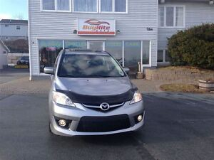 2010 Mazda MAZDA5 GS Sunroof, AC, automatic!