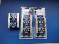 Brand New Mini DV Video Cassettes
