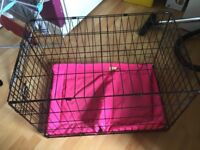 Medium sized pet cage for sale