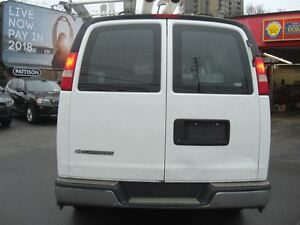 2009 Chevrolet Express 3500 With Generator London Ontario image 3